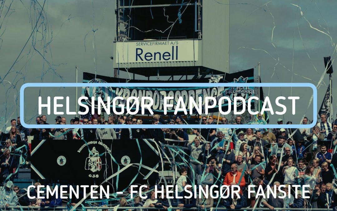 Helsingør Fanpodcast – Sæsonafslutning med cheftræner Morten Eskesen