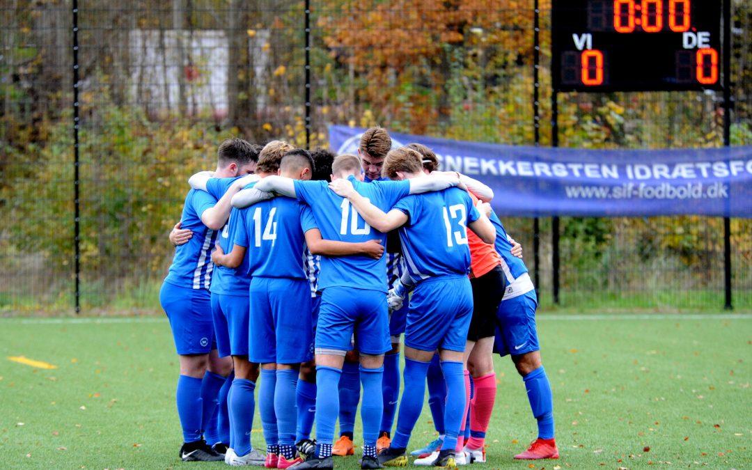 Snekkersten IF knækkede Glostrup FK i 2.halvleg – Indtager nu 3.pladsen i Sjællandsserien