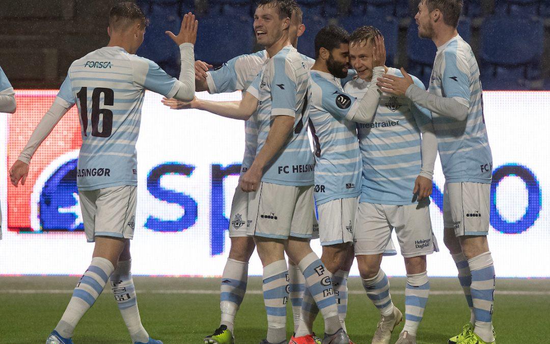 Cementen tager temperaturen på tilstanden i FC Helsingør både på banen og udenfor banen