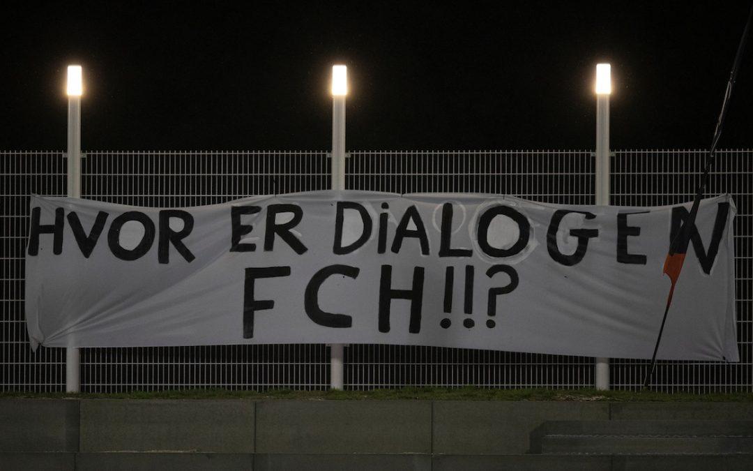 Kronborgs Drenge: Hvor er dialogen FCH ?
