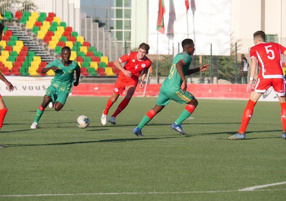 Alexander Bouaziz: Det er et stort step at spille på landsholdet – En stor drøm