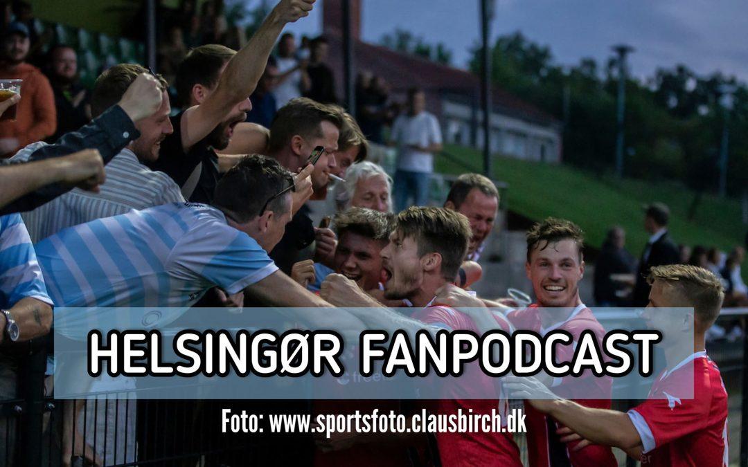 Helsingør Fanpodcast – Sæsonoptakt med cheftræner Morten Eskesen