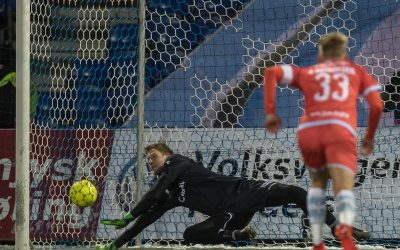 FCH møder Randers i første playoff-runde