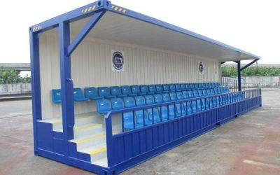 Fanfraktion imod stadion container?