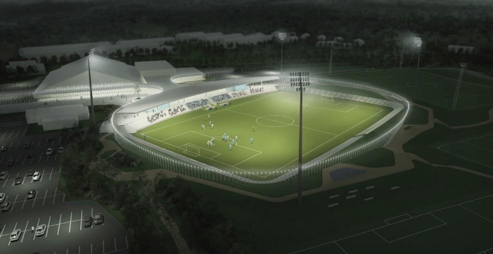 Nyt stadion endelig vedtaget
