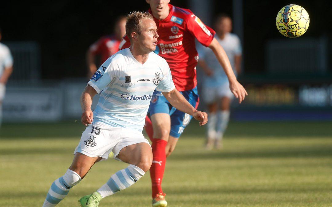 Cementen interview – Pierre Larsen: Det er fedt at være tilbage i Helsingør