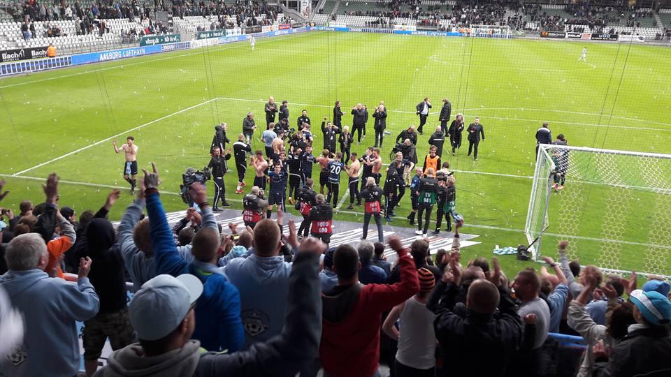 Et år siden i dag – Miraklet i Viborg