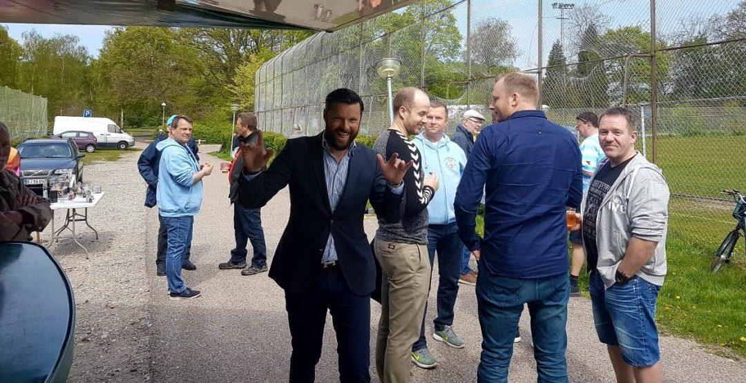 Fanklub Formand: TAK LØNS