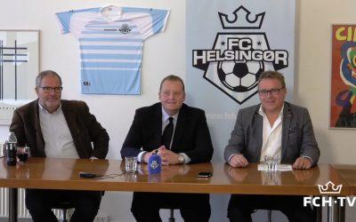 Uden FC Helsingørs fans er der ingen klub. Mød cheftræner Peter Feher.