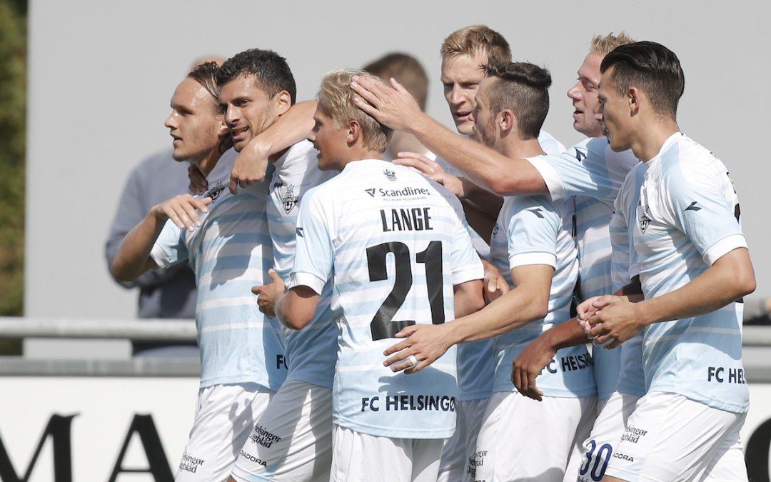 Barndomsklubben kalder ham for en komet – nu står han foran sit gennembrud i FC Helsingør. Mød Carl Lange