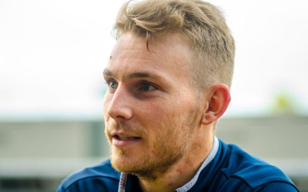 Anders Holst – en viljestærk spiller med mange år i FC Helsingør – tror på at det er mange mål og point i vente for FCH.