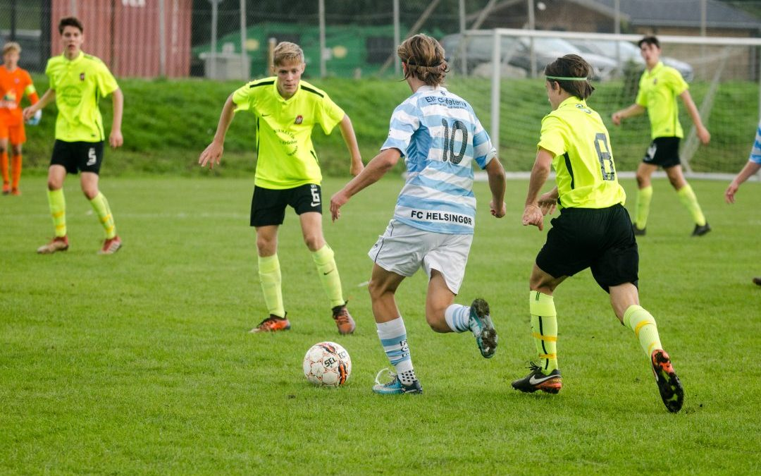 FCH Talent: FCH U17 på pointjagt i U17 Divisionen