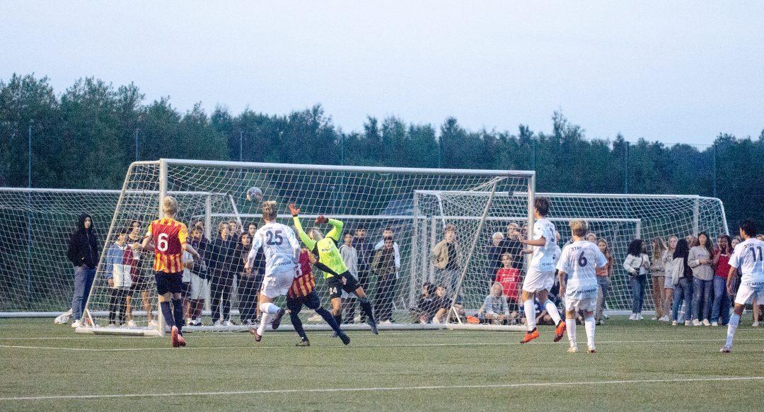 FCH U15 levere endnu et flot resultat – Læs om kampen mod Farum Boldklub (FCN).