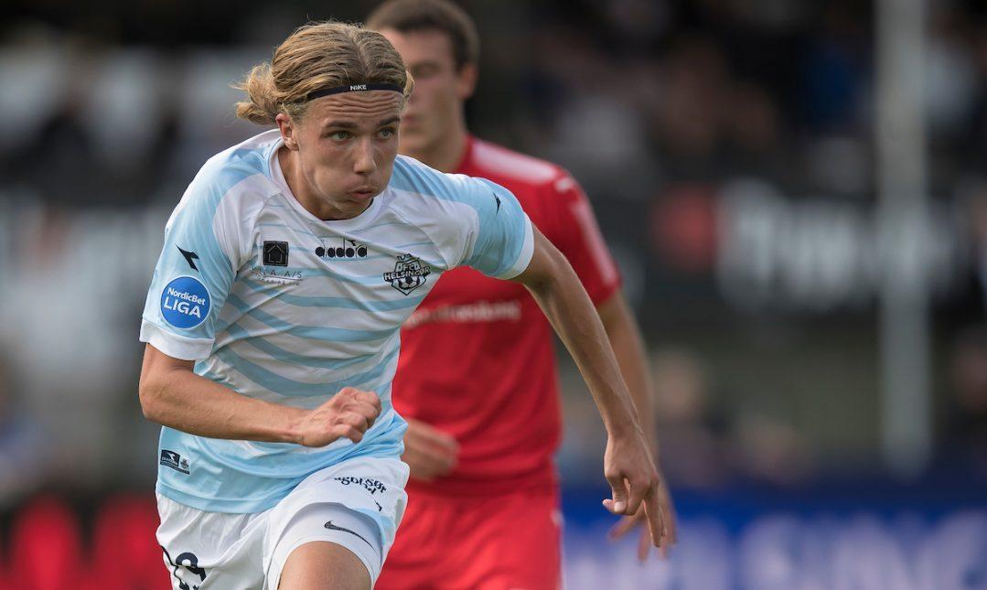 FCH U19: Vild comebacksejr – Fire kasser af Nicolas Hald Willumsen i 6-4 sejr over Thisted FC
