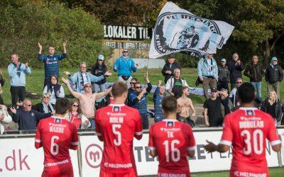 Optakt: Kaptajn Andreas Holm om opbakning på udebane og på stadion, positiv fremgang på banen og Nykøbingkampen søndag