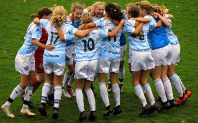 FCH Talent Piger: FCH U14 slog Herlufsholm 3-1 i Øst-Danmarks bedste række