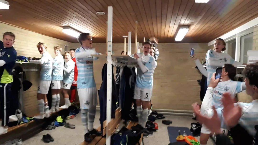 FCH U19 slog Brøndby 7- 4 i Pokalen, nu venter Roskilde FC i kvartfinalen