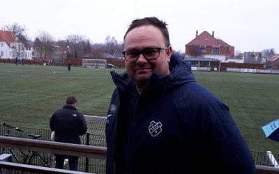 Jacob Borg fra Frem Hellebæk om den kommende FCH U13-trup, samarbejdet med FC Helsingør og det at få de unge på stadion