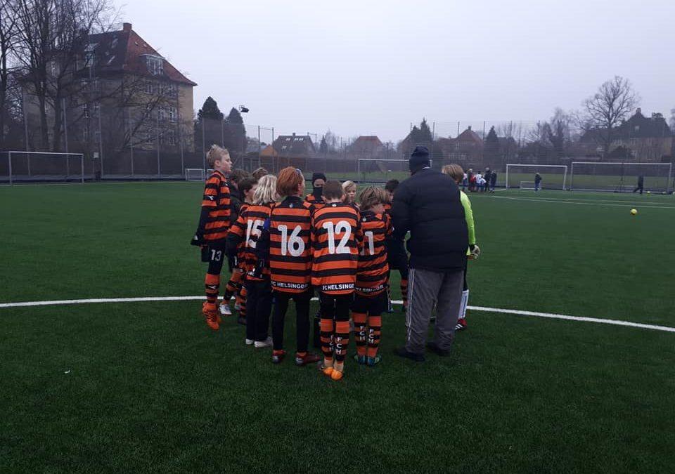 Kampen om pladserne – Udtagelsesprocessen er i fuld gang til det kommende FCH U13 hold