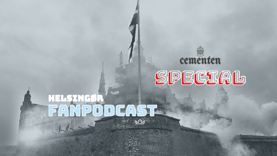 Helsingør Fanpodcast – Podcast Special med Jordan Gardner