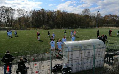 2-0 er en farlig føring måtte FCH U17 sande lørdag eftermiddag