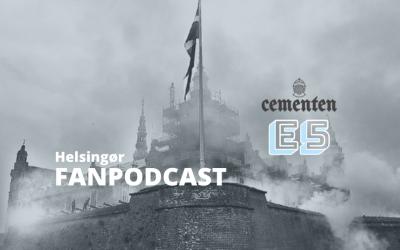 Helsingør Fanpodcast – Episode 5 med cheftræner Omid Namazi og Mads Hussing