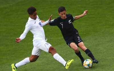 FC Helsingørs to nye New Zealandske talenter med i 5-0 VM-sejr