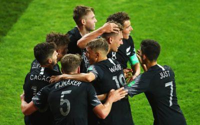 FC Helsingørs Eli Just og Dalton Wilkins med i endnu en U20-VM sejr for New Zealand
