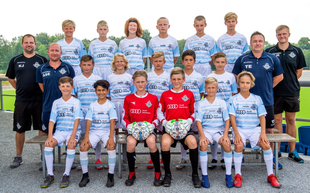 FCH Talent indtager nyt stadion denne weekend med fem hold i aktion