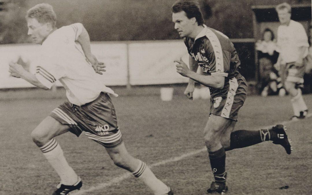 HIF 120 år – Tony Carlsen vandt DM-bronze og spillede Europa Cup: Jeg blev skolet og fik udviklet mit talent i Helsingør IF