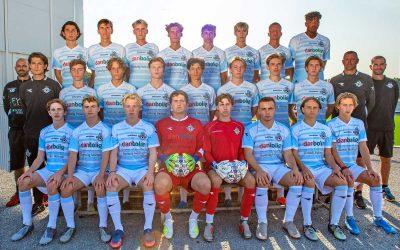 FCH U19 med helt til tops efter 3-1 sejr over AB – FCH U17 led første nederlag i seks kampe