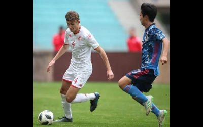 FCH U19´s Alexander Bouaziz om U20-debut:  Virkelig fed følelse