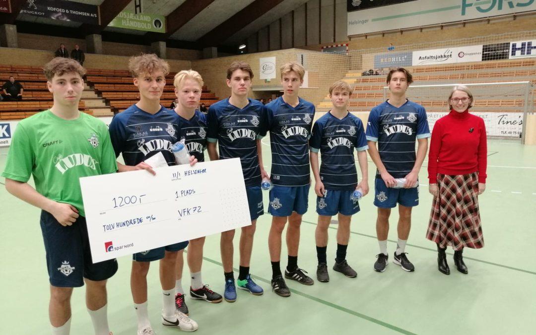 FCH U19 løb med HN Tag Cup 2020 – Helsingør Mesterskabet for andet år i træk