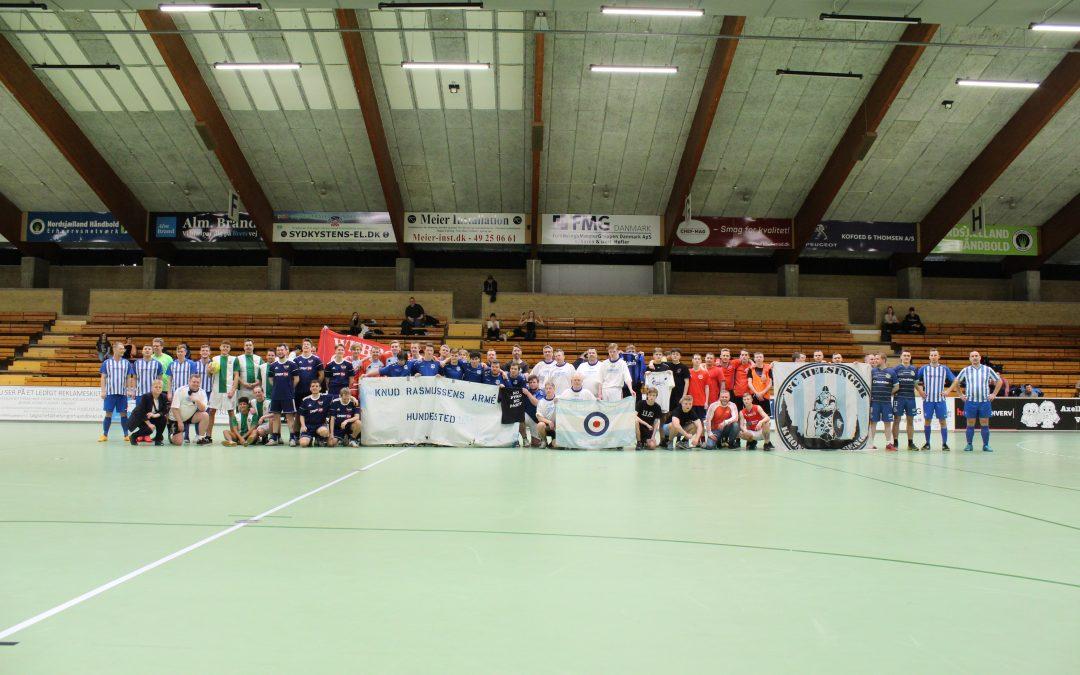 Stemningsbilleder fra Helsingør Fan Cup 2020