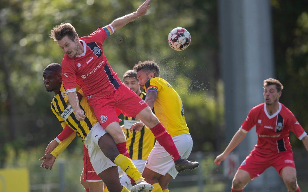 Brønshøj Boldklub – Hvepsene der stak os & hævnens (halvanden) time